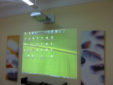 proyector EPSON interactivo