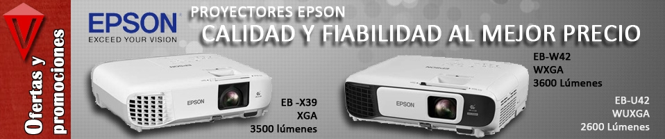 Epson eb-u42 eb-x39