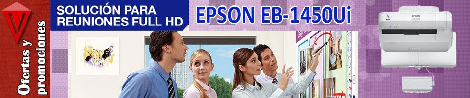 Epson eb-1450Wi