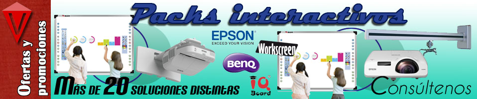 Pack interactivo inforvisual